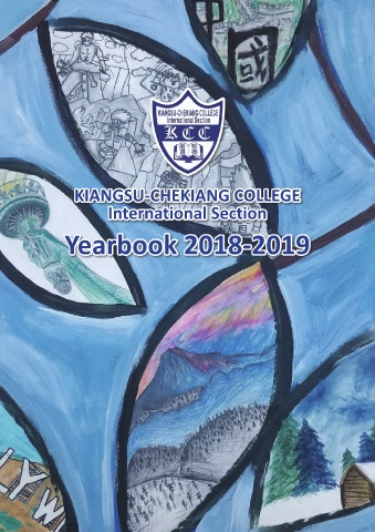 KIANGSU-CHEKIANG COLLEGE Yearbook 2018-2019